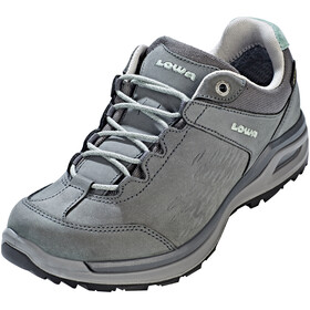 Lowa Locarno GTX Low Shoes Women graphite/jade